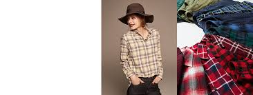 Most Comfortable Flannel Shirt Women U0027s Shirts And Blouses Flannel Shirts Uniqlo Us