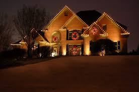 outdoor wreath with lights home design and decorating