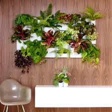 not in this modular object but rustic indoor herb garden would be