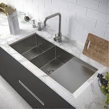 home kitchen 33 infinite corner stainless steel undermount sink