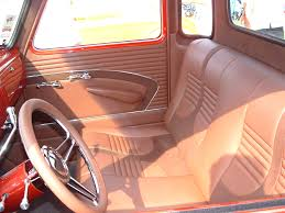 Chevy Truck Interior 1954 Chevy Pickup M And M Rod Interiors