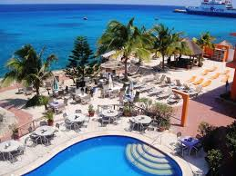 Cozumel Mexico Map by Hotel Barracuda Cozumel Mexico Booking Com