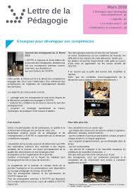 bureau virtuel entpe 2016 03 lettre de la pédagogie entpe