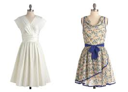 fashion gallery with best pics with retro fashion style dresses