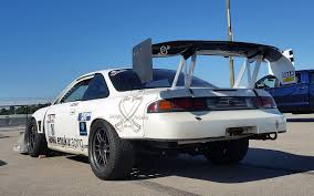 custom nissan 240sx s14 nissan silvia time attack build