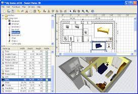 Home Design Software Free Linux Sweet Home 3d For Linux Freeware En Download Chip Eu
