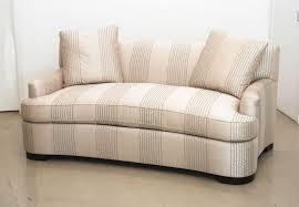 Striped Sofas Living Room Furniture Slipper Chair Blue And White Striped Sofa Sofa White Sofa