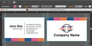 printing business cards from indesign 2 fashion business cards