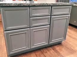 Kitchen Cabinet Makeovers - custom color kitchen cabinet makeover general finishes design center