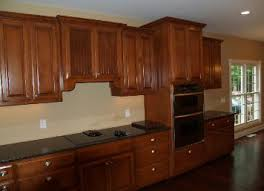 Crown Molding On Top Of Kitchen Cabinets Kitchen Cabinets