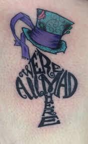 cartoon couple tattoos best 25 alice and wonderland tattoos ideas on pinterest