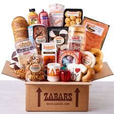nyc gift baskets zabar s is new york box gift basket