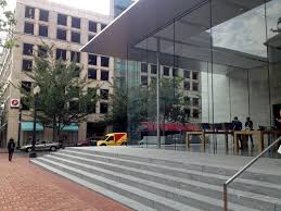 portland architecture ode to a glass box the new downtown apple