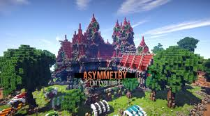 1 8 Maps Asymmetry Faction Spawn Map 1 12 2 1 11 2 1 10 2 For Minecraft