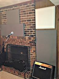 soundproofing a band rehearsal space acoustical solutions above below absorptive panels help to dampen sound and reduce reflections