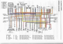suzuki bandit wiring diagram suzuki wiring diagrams instruction