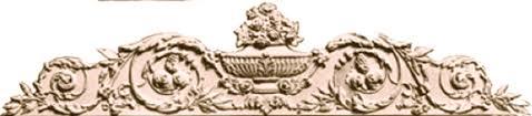 beaux arts classic products door header plaster ornamentation