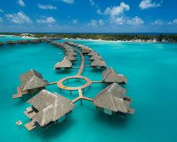 bora bora tahiti a major international tourist destination