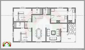 floor plans 2000 square feet 4 bedroom home deco plans house plan 4 bedroom house plans kerala style architect small