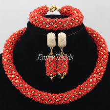 aliexpress bead necklace images Gorgeous native american african wedding beads jewelry set indian jpg