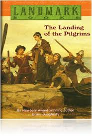 the pilgrims book the landing of the pilgrims 978 0394846972 beautiful books
