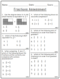 common core worksheets fractions free worksheets library