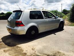 volkswagen vauxhall lovely mk4 volkswagen vw golf gti 1 8t 20v turbo cheap car