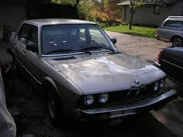 bmw 524 technical details history photos on better parts ltd