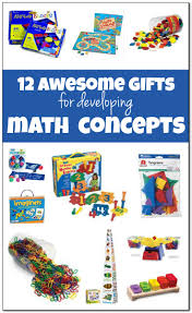 gift ideas for toys that teach math concepts