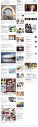 New York Times Travel by New York Times Offers A Glimpse At The Homepage Of The Future