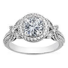 vintage weddings rings images Vintage looking engagement rings wedding promise diamond jpg