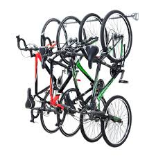 5 bike floor parking rackbike hanger for garage lowes storage