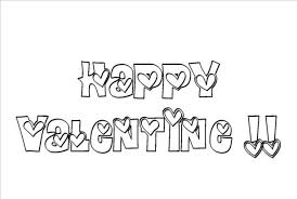 happy valentines day coloring pages valentine coloring pages of