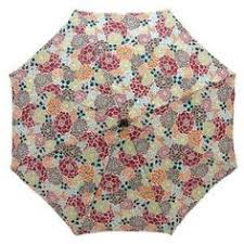plantation patterns 7 1 2 ft patio umbrella in ruthie floral 9714