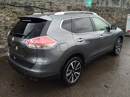 used nissan x trail 2018 diesel 1 6 grey for sale in cork