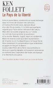 couverture de livre vierge amazon fr le pays de la liberté ken follett jean rosenthal