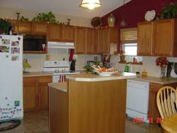 ideas for decorating above kitchen cabinets with decorating above