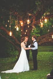 Fall Backyard Wedding by Outdoor Wedding Ideas That Are Easy To Love Backyard Weddings