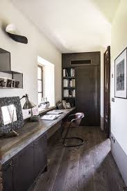 Rustic Office Decor Ideas Best 25 Modern Rustic Office Ideas On Pinterest Computer Desks