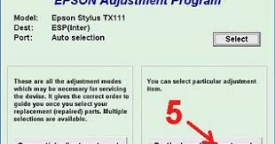 epson tx111 ink pad resetter epson tx111 resetter software application free