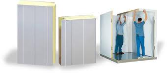 panneau isolant pour chambre froide et chambres congélateur
