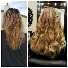 Micro Beaded Hair Extensions by Hair Extensions Denver Madeline Hair Design