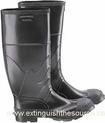 clearance s boots size 9 onguard 86606 monarch s steel toe economy knee boots with
