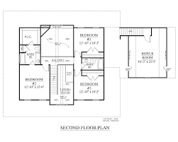 garage plans and floor plans from dream home source garage side