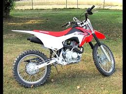 wheels motocross bikes honda crf125f big wheel dirt bike youtube