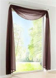 Scarf Curtains New Sheer Voile Window Scarf Curtains Fashion European Curtain