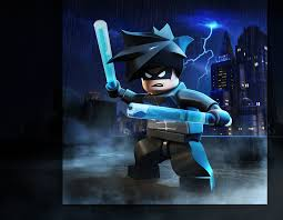 dc halloween background nightwing brickipedia fandom powered by wikia
