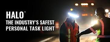 halo hard hat light personal safety task light hard hat light royal innovative solutions