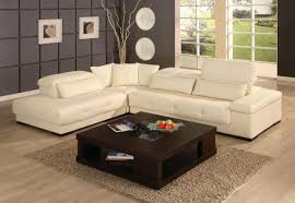 Sectional Sofa Amazon Sofa B Beautiful White Leather Sectional Sofa Amazon Com Vig