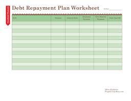 Debt Snowball Spreadsheet Pictures Debt Worksheet Dropwin